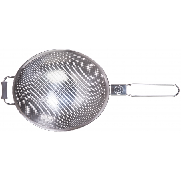 Stainless Steel Hand Strainer - 8 Inch