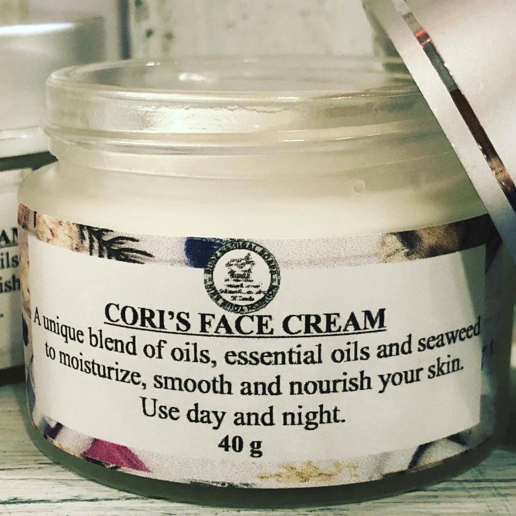 Cori's Face Cream