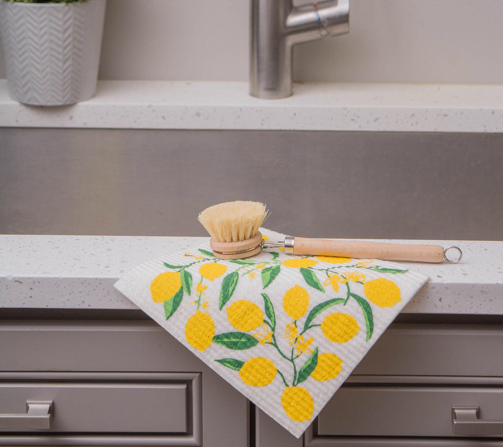Swedish Dish Cloth - Lemon