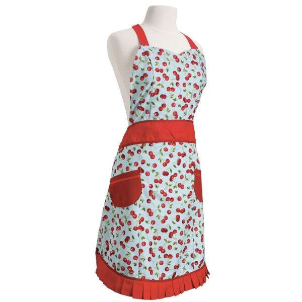 Betty Apron - Cherries