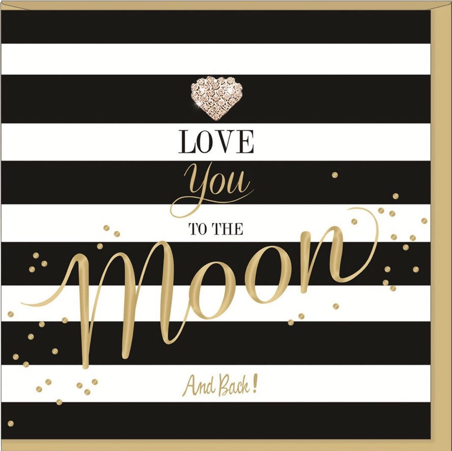 Greeting Card Love You