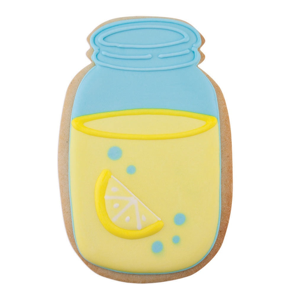 Mason Jar Cookie Cutter
