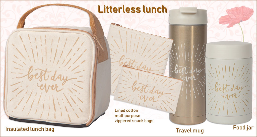 Lets Do Lunch Bag - Best Day Ever