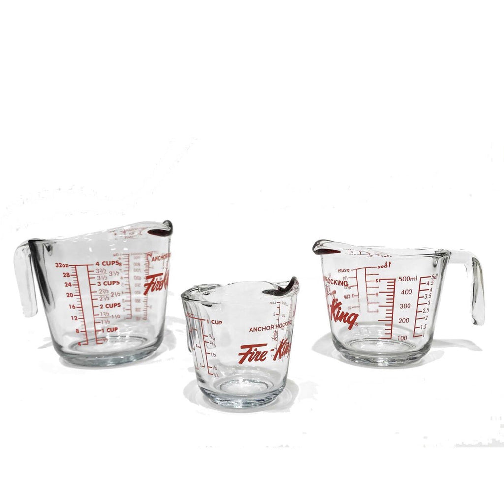 Anchor Hocking 4 Cup Glass Measure