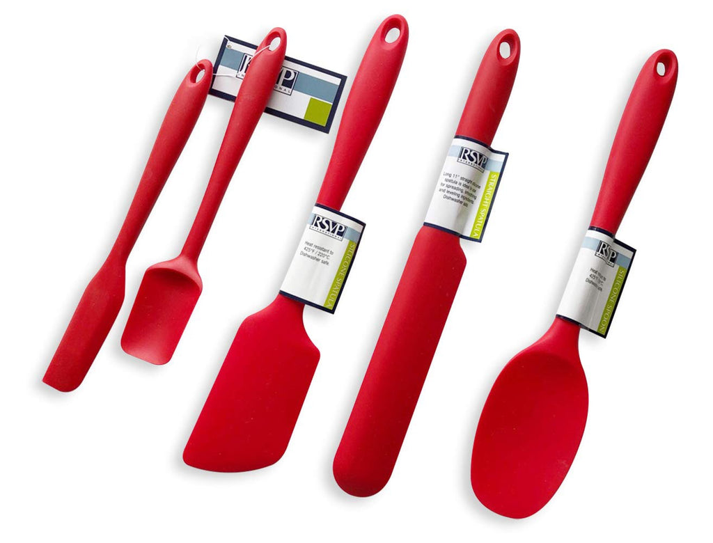 Silicone Spoon - Red