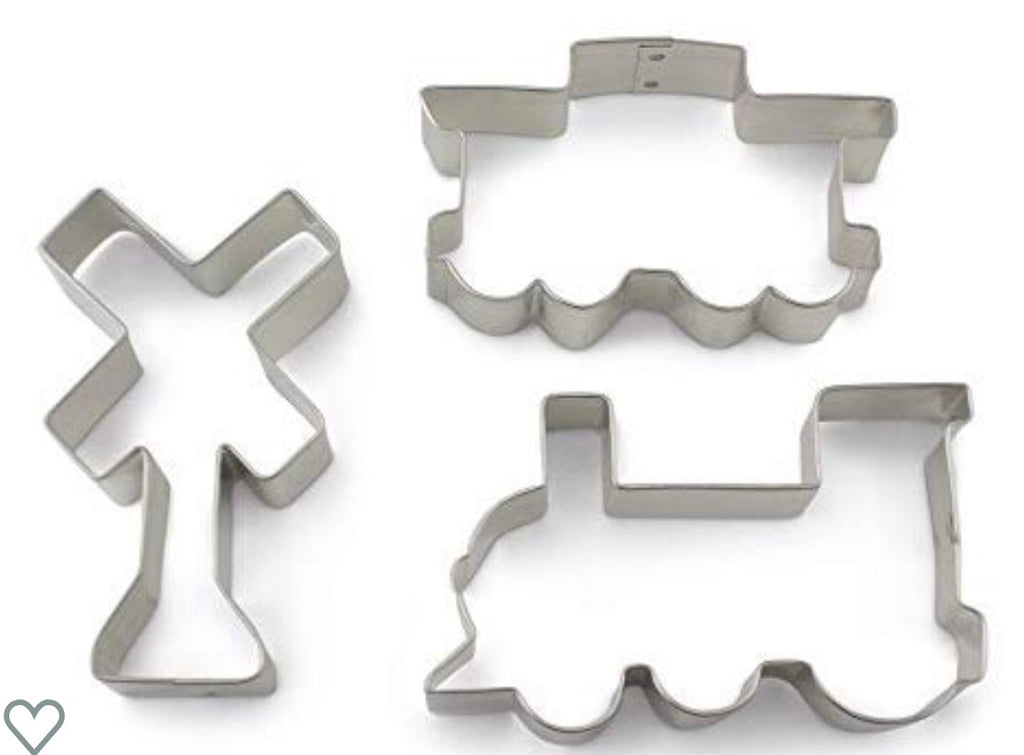 All Aboard Cookie Cutter Gift Set