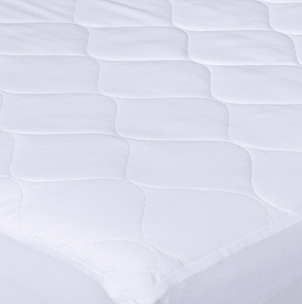 Essentials Du Luxe Waterproof Mattress Pad, Twin