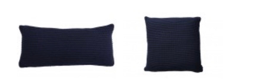 Keystone Navy Cushion