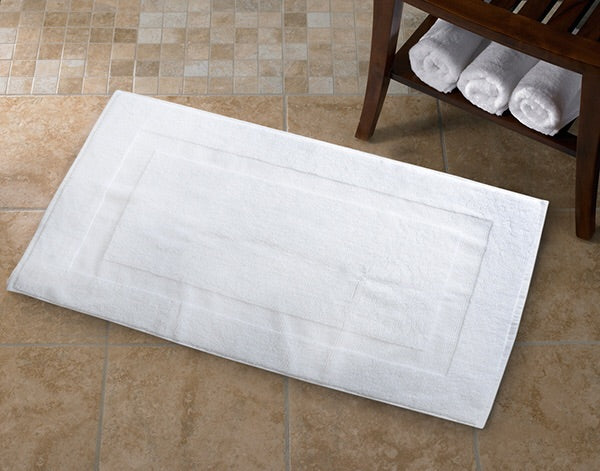 Monarch Bath Mat -Linen