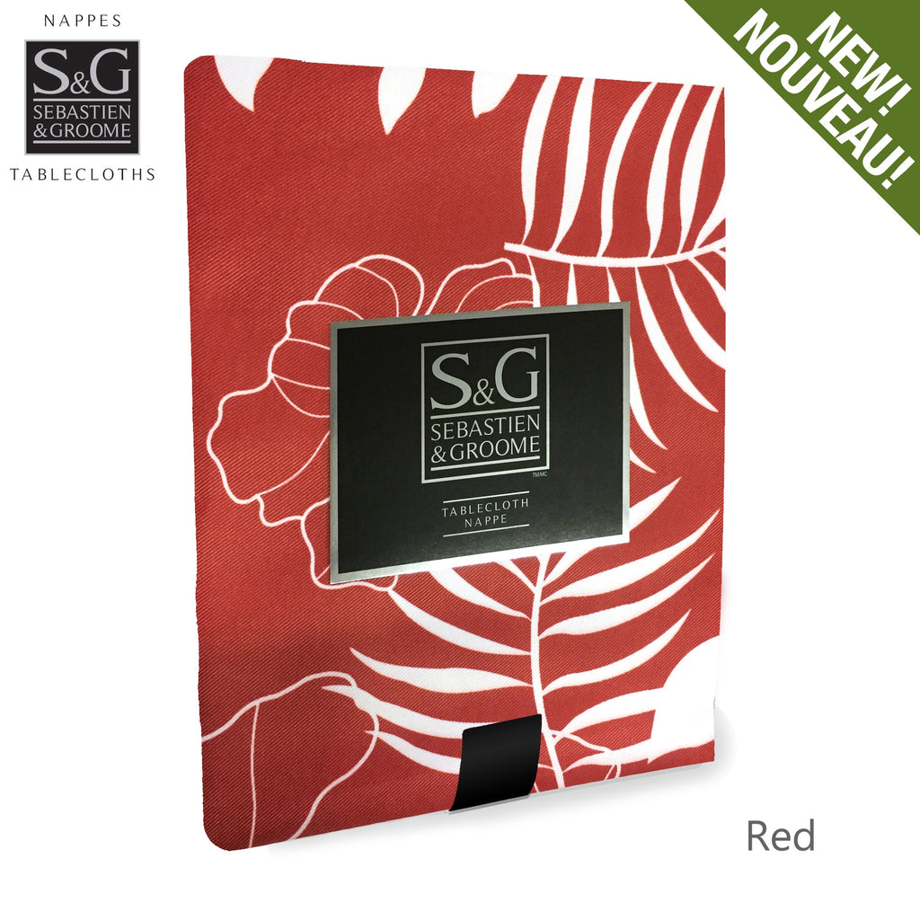 Tropical Placemat - Red