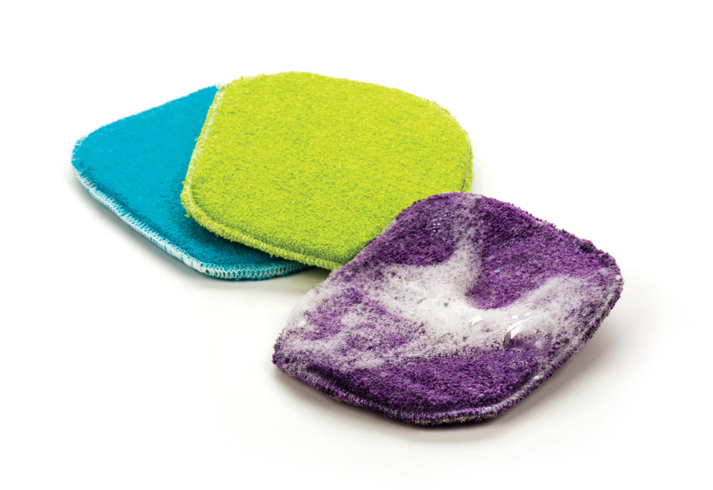 Foam Pot Scrubber - Single