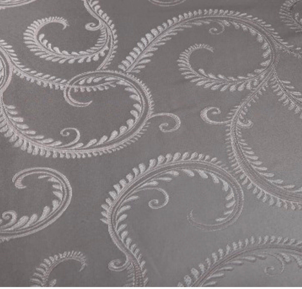 Enchanted Scrolls Euro Runner - Pewter