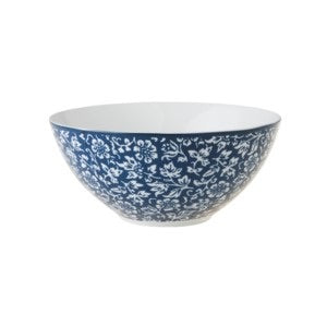 Laura Ashley Blueprint Bowl 16  Sweet Allysum