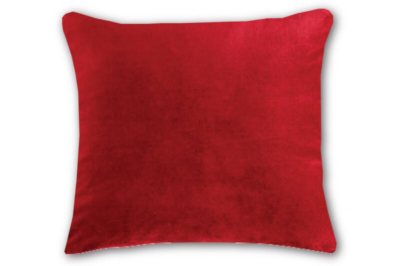 Langtry Red Cushion 18""