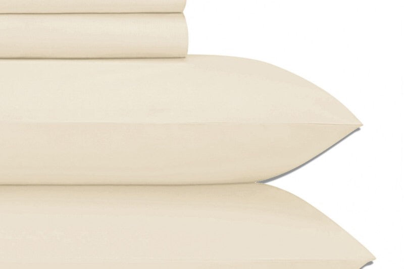 Jubilee Sheet Set - Queen, Ivory