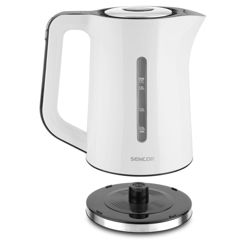 1.7L Precision Kettle - White