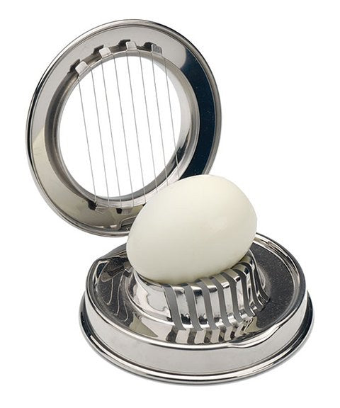 Egg Slicer - Metal, 4 inch