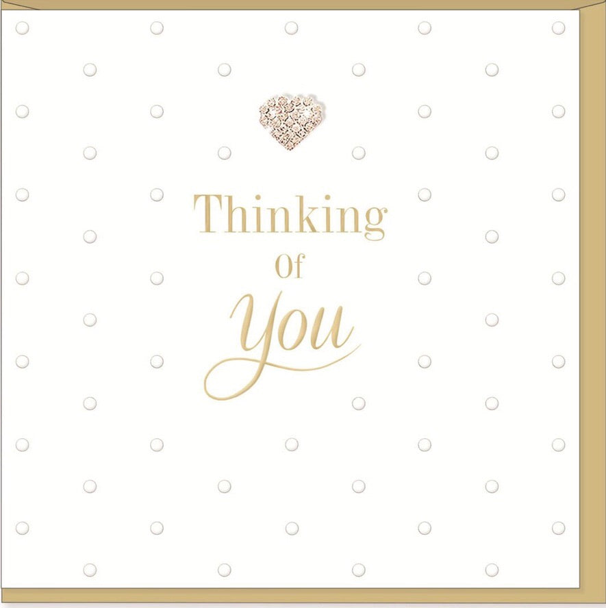 Greeting Card Thinking of