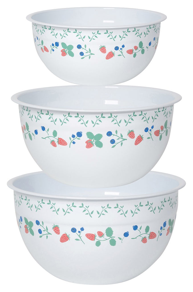 Berry Patch Mix and Serve Bowls