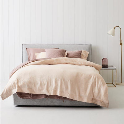 Everything Bed Linen Set- Peony/Rose - Paradoxe Linen