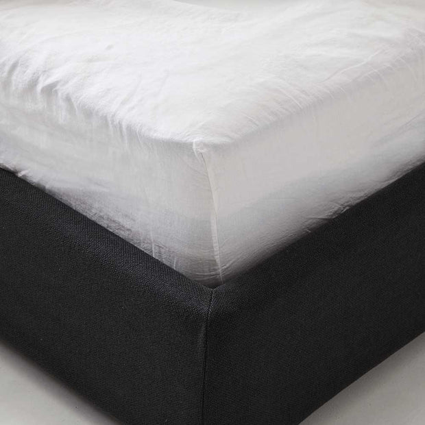 Fitted Sheet - Snow