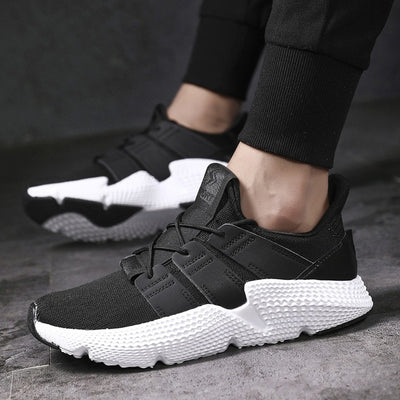 Men lace-up male Sneakers