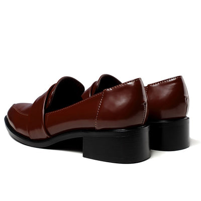 Women dress shoes Wedding Loafers