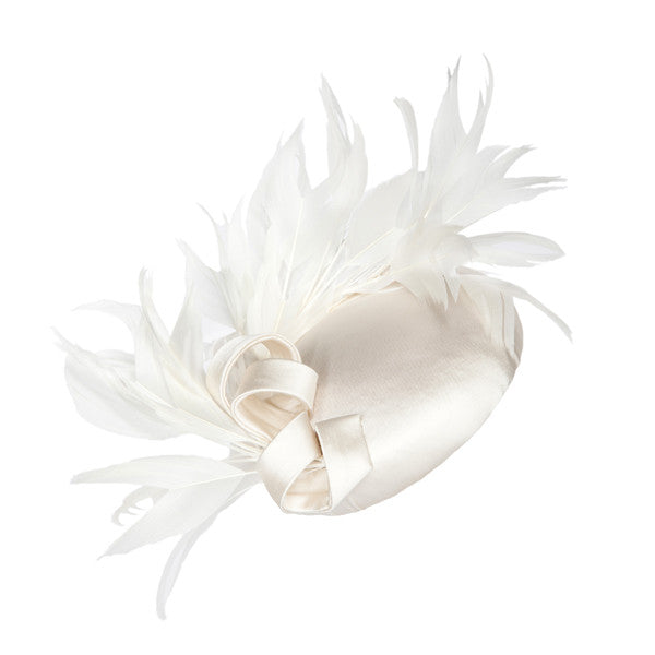 Gina Foster Millinery - Alice - Small Bridal Cocktail Hat