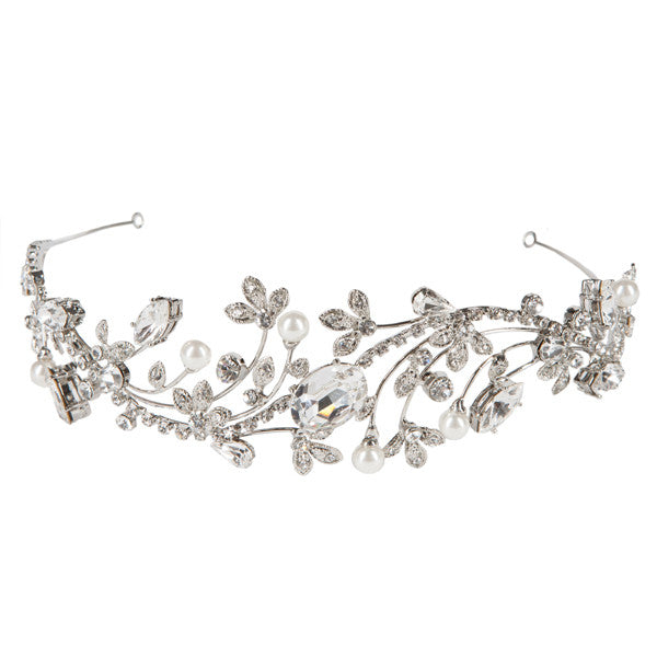 Gina Foster Millinery - Edith - Bridal Hairband