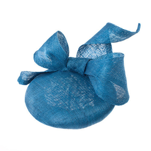 Gina Foster Millinery - Positano - Small Bow Cocktail Hat