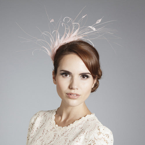 Sienna - Feather Fascinator