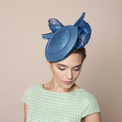 Gina Foster Millinery - Sorrento Cocktail Hat with Bow