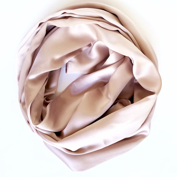 Blush | Silk Satin