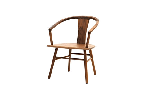 The Fall Dining Chair With Armrests