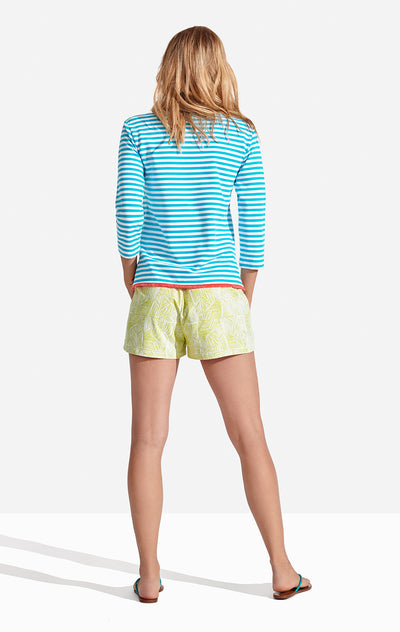 Alex Top Striped