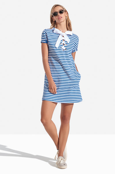 Anna Dress Striped