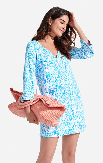 Brie Dress Speckled