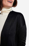 Frazer Sweater Solid Caviar