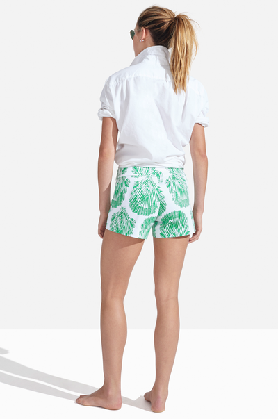 Kelley Shorts Pemba Leaf