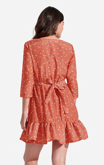 Poppy Dress Polka Dots