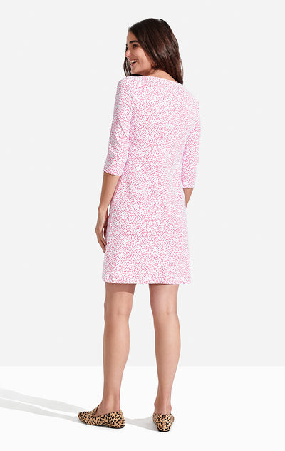 Tyler Dress Speckled