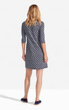 Winpenny Dress Olafur Bleu