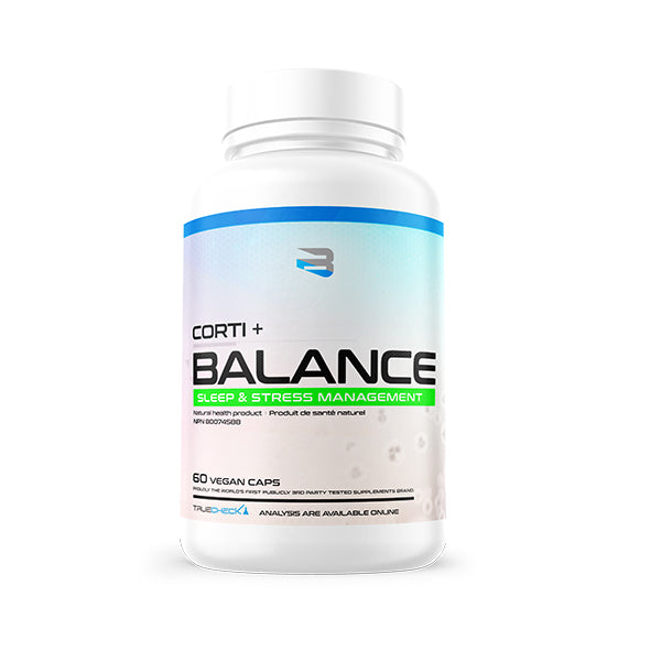 Believe supplement- Corti Balance 60 caps - Shop Santé