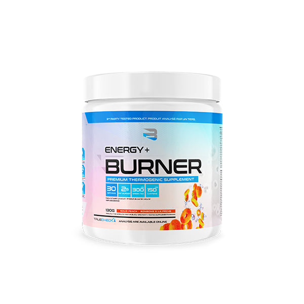 Believe Supplements- Energy + Burner (30 portions) - Shop Santé