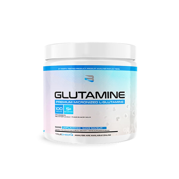Believe - Glutamine 500g - Shop Santé