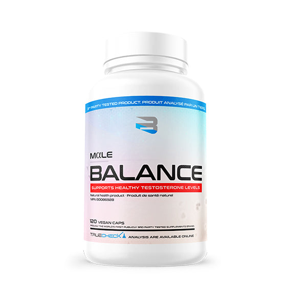 Believe Supplement - Male Balance - Shop Santé