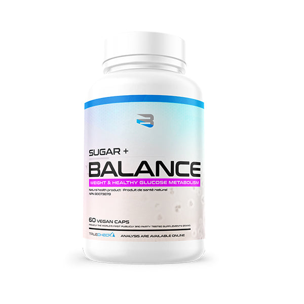 Believe supplement- Sugar Balance 60 caps - Shop Santé