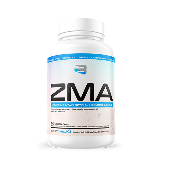 Believe supplements- ZMA 90caps - Shop Santé