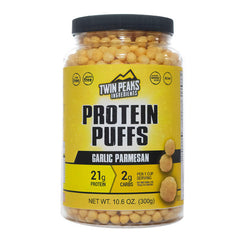 Twin Peaks - Protein Puffs