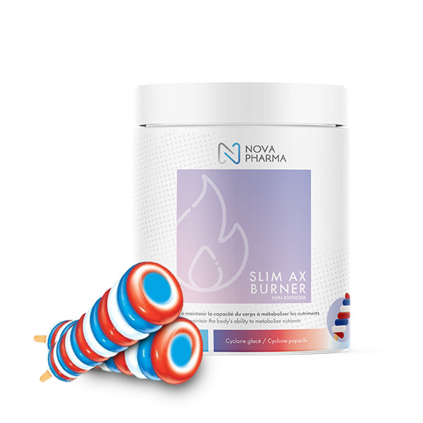 Nova Pharma - Slim AX Burner - Shop Santé